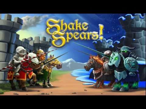 Shake Spears! Game official trailer