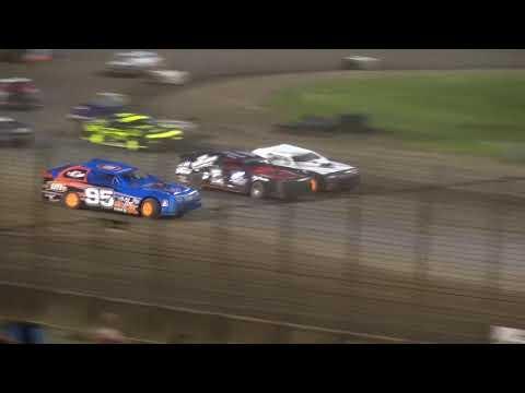 Street Stock feature Davenport Speedway 5/18/18
