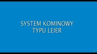 systemy kominowe Leier