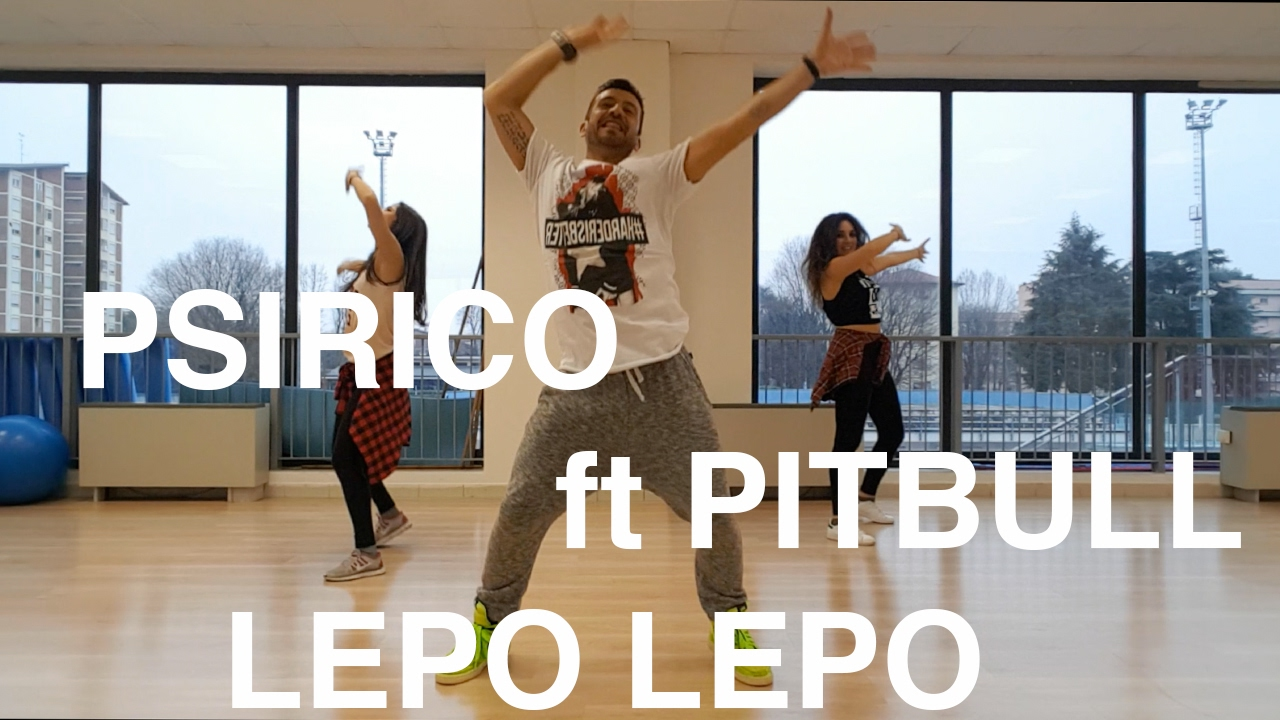 video do psirico lepo lepo para