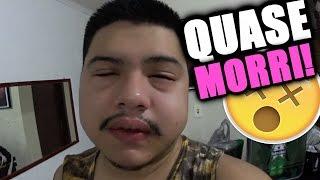 QUASE MORRI & ACABOU O CANAL! (VIDAMITICA)