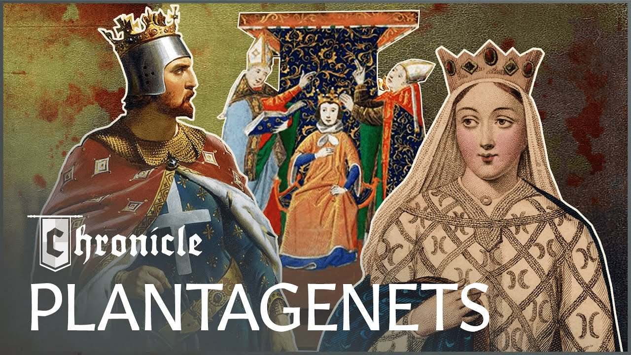 Download The Rise Of The Plantagenets   Britain's Bloodiest Dynasty   Chronicle
