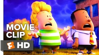 Captain Underpants: The First Epic Movie Clip - Helps People (2017) | Movieclips Coming Soon