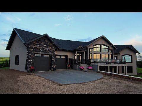 Award Winning ICF Custom Home