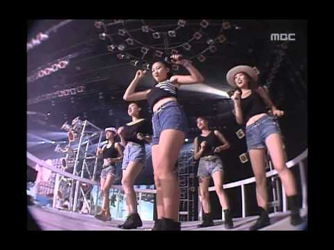 Roo'Ra - Three!Four!, 룰라 - 3!4!, MBC Top Music 19960629