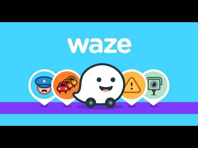 Waze - guidare evitando il traffico