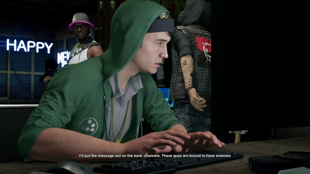 Watch Dogs  Prime Eight