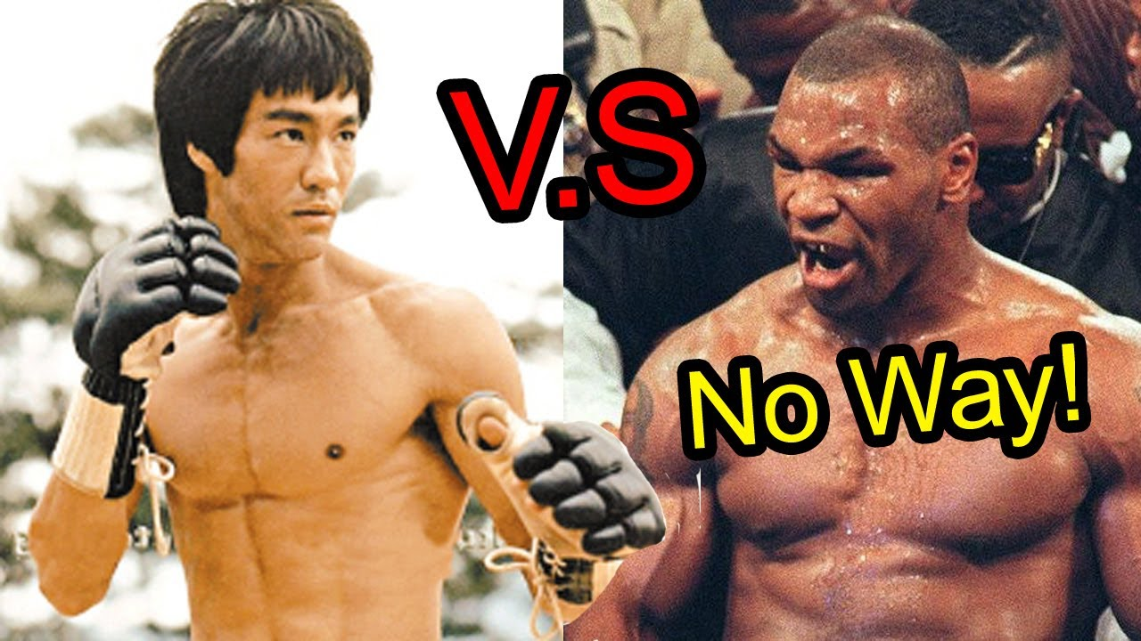 Download Mike Tyson: No Way Bruce Lee Could Beat Me Even In A Street Fight!