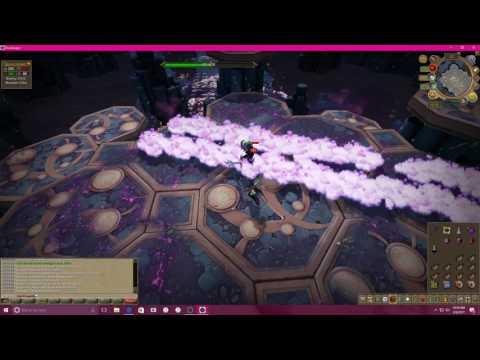 Runescape 3 -Legacy boss Vindicta