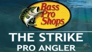 Bass Pro Shops The Strike Pro Angler - iPhone & iPad Gameplay Video