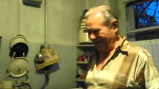 Пелядь на сковородке.AVI