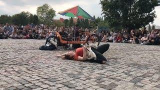 Luiza Caspary - Toxic   Mauer Park Karaoke Berlin [GER]