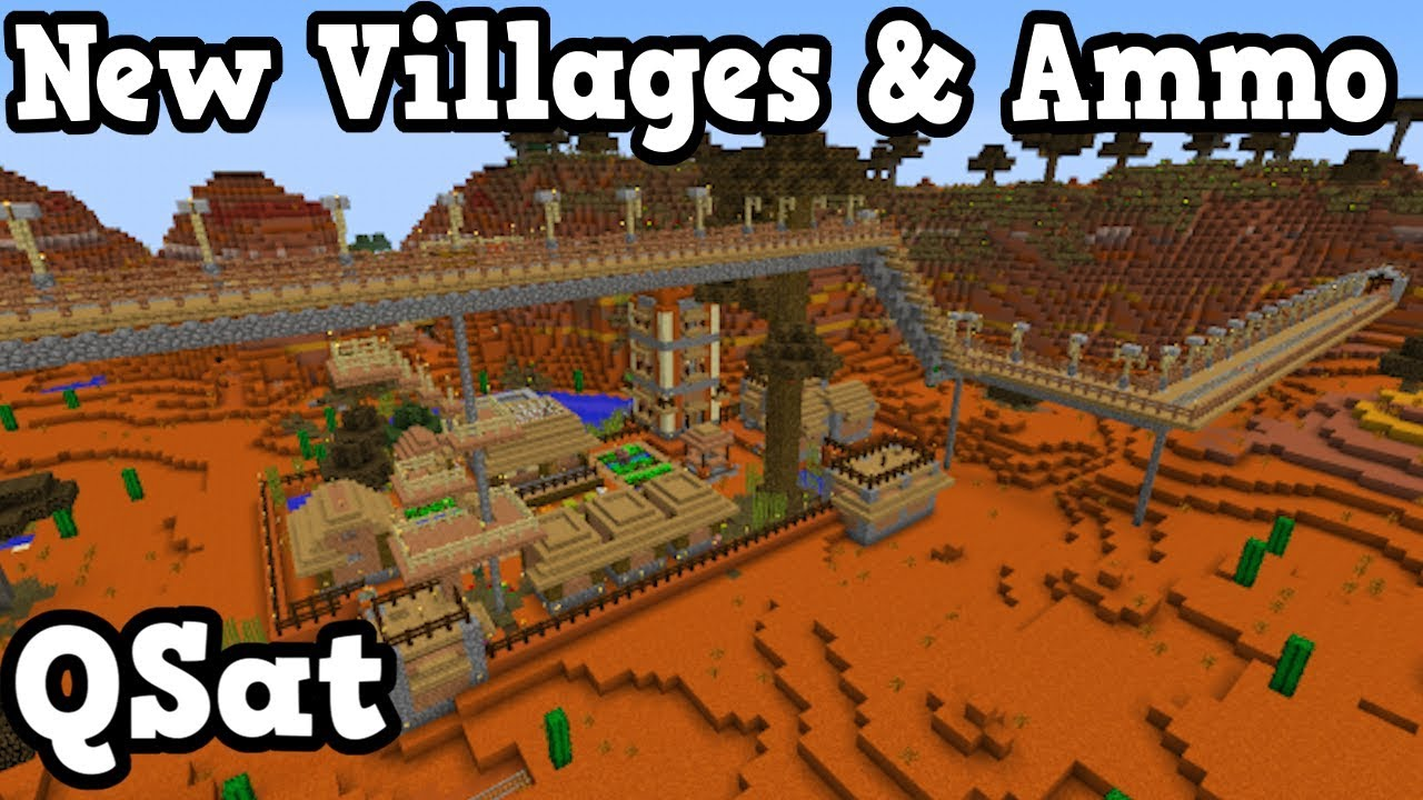 Are Mesa Villages Coming? & The Best Bit Of Minecon 2018