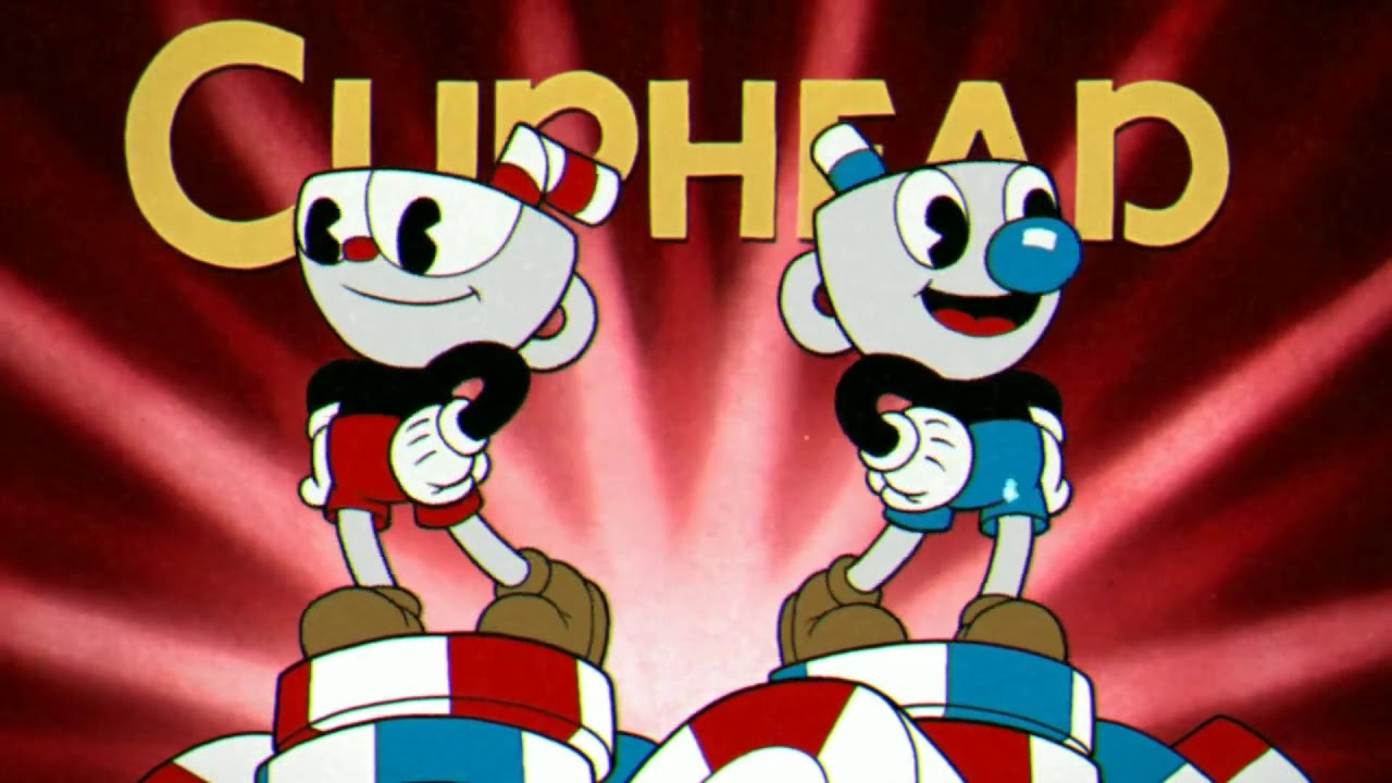 Cuphead Main Menu Theme - Youtube-8126