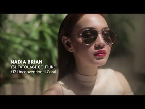 EH! x YSL Beauté Tatouage Couture Vol.3
