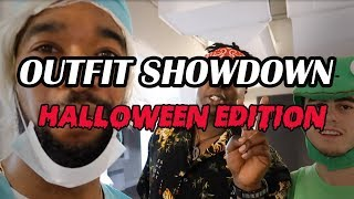 OUTFIT SHOWDOWN: Halloween Edition!!