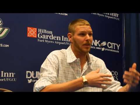 Chris Sale on Laces of Love