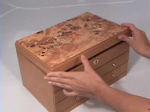 Mele Jewelry Box #0078211