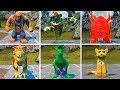 LEGO DC Super-Villains - All Secret Character