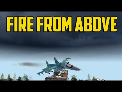 Call to Arms - Fire From Above