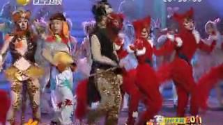 《2011年辽视春晚》: 儿童歌舞剧《小兔子乖乖》张大光 楠楠 王晓