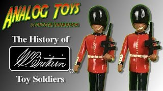 The History of W. Britains Toy Soldiers