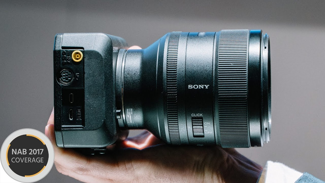 Sony Introduces the S3CA - A Sony a7S II Without Recording Limit