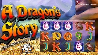 A Dragon's Story Online Slot from NextGen