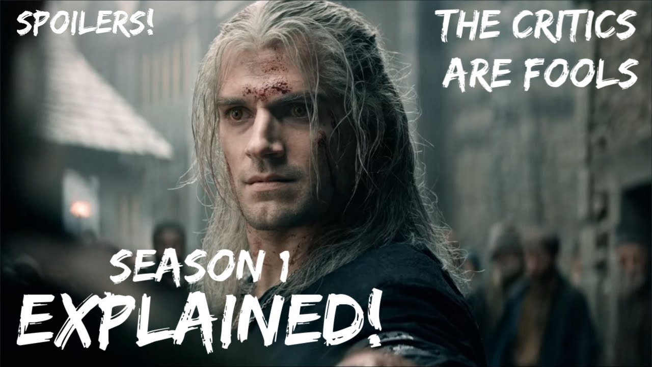 Download The Witcher Season 1 Ending & Timeline Explained | The Witcher Series Review and Spoilers Netflix