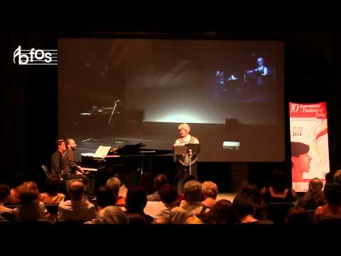 Barcelona Festival of Song 2014 - Interactive Student's Concert