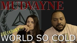MUDVAYNE World So Cold Reaction!!! MP3