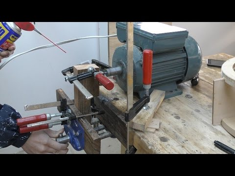 Cyclone Separator Dust Extractor Build: Impeller Continued