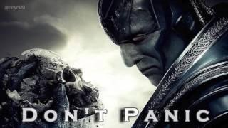 Epic Pop - Don't Panic [Clairity - X-Men: Apocalypse]