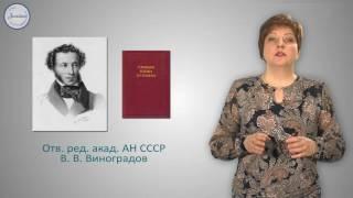 Уроки русского словари