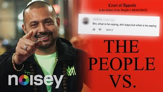 Sean Paul Tells Someone to 'F*** Off' in this Episode of The People Vs.
