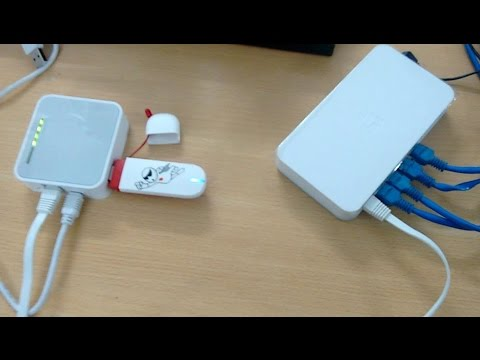 TP-LINK/D-LINK PORTABLE 3G/4G N ROUTER