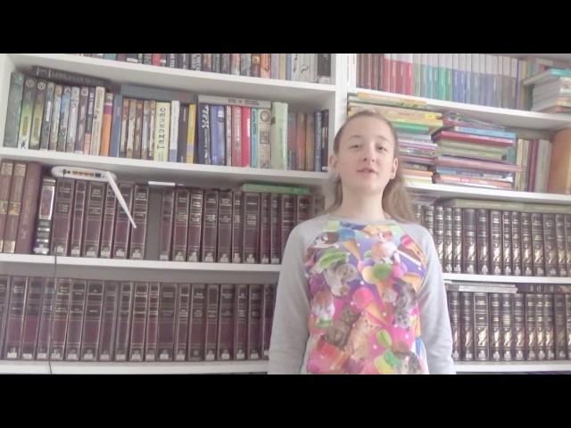 Изображение предпросмотра прочтения – «ученики 6 класса часть 1» читают произведение «Необычайное приключение, бывшее сВладимиром Маяковским летом надаче» В.В.Маяковского