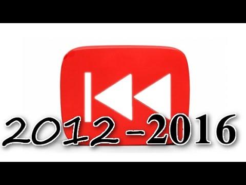 "Rewind ""Rewind YouTube"" 2012 - 2016 | Compilation (Includes 2013 Original Version)"