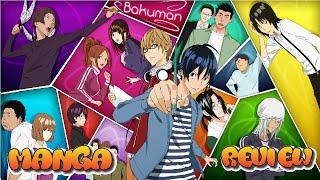 BAKUMAN | Manga Review/Kritik (German/Deutsch)