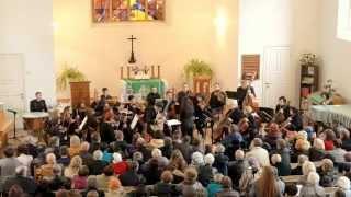 """Ars-Nova""  -  Concerto elegiaco №3 (Л. Брауер)"