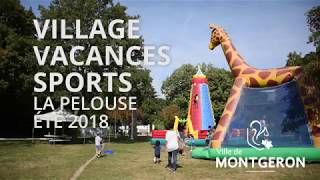 Village vacances sports à Montgeron