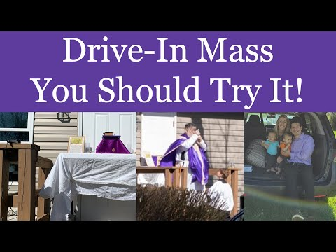 Drive-In Mass - You Should Try It!