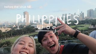 I went to the Philippines! :) | Philippines Travel Vlog Pt. 1