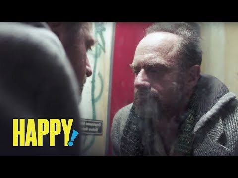 HAPPY! | Teaser Trailer | SYFY