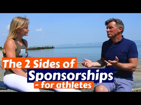 Sports Marketing For Athletes - Learn About Sponsorships in Sports From Both Sides of the Deal.