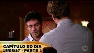 Video O Que a Vida Me Roubou - Capítulo 142 - Terça ( 15/08/17 ) Parte 1/3 download MP3, 3GP, MP4, WEBM, AVI, FLV November 2017