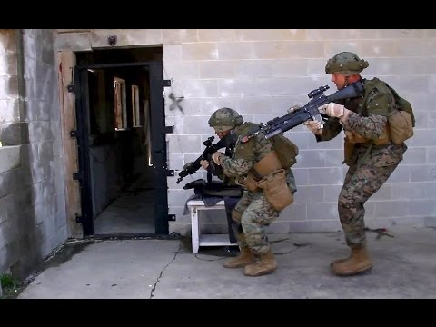 U.S. Marine Corps Urban Tactics