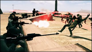 TATOOINE TROUBLEMAKERS - Star Wars: Galaxy at War Mod Gameplay