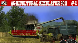 AGRICULTURAL SIMULATOR 2011 / Episode 1 / Solo