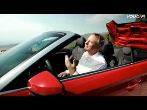Auto Expo 2014*NEW 2014 Audi A3 Cabriolet*World Premiere